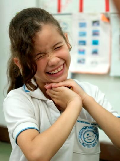 Valentina Velásquez - Rehabilitación Visual Instituto para niños ciegos y sordos del Valle del Cauca
