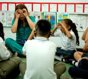 Donaciones para la Unidad de rehabilitación del Instituto para niños ciegos y sordos del Valle del Cauca