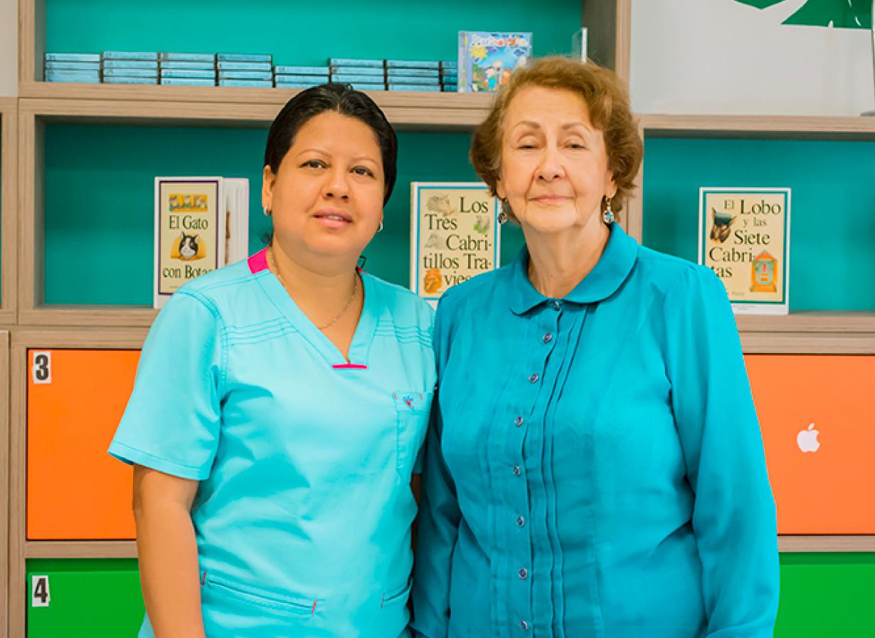Nutrición - Unidad de rehabilitación del Instituto para niños ciegos y sordos del Valle del Cauca